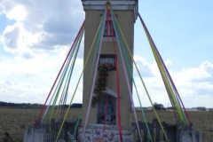 2013-08-14 Stanisławów Lipski kapliczka nr1 (2)
