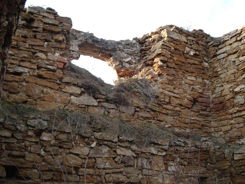 2007-02-06 Inowłódz - ruiny zamku (15)