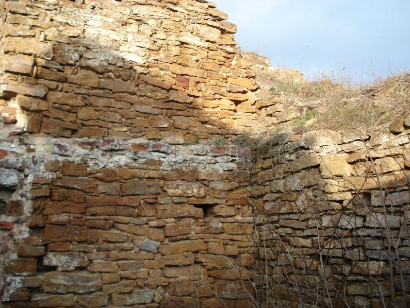 2007-02-06 Inowłódz - ruiny zamku (17)