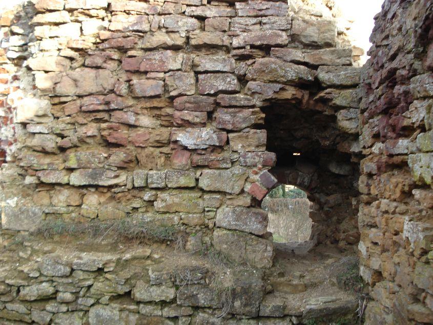 2007-02-06 Inowłódz - ruiny zamku (20)