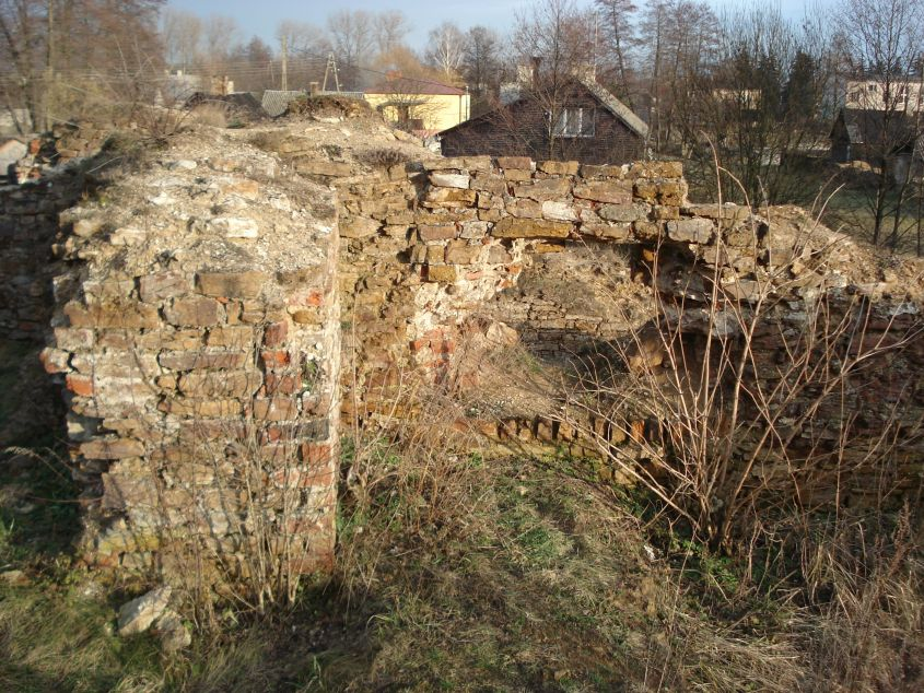 2007-02-06 Inowłódz - ruiny zamku (23)
