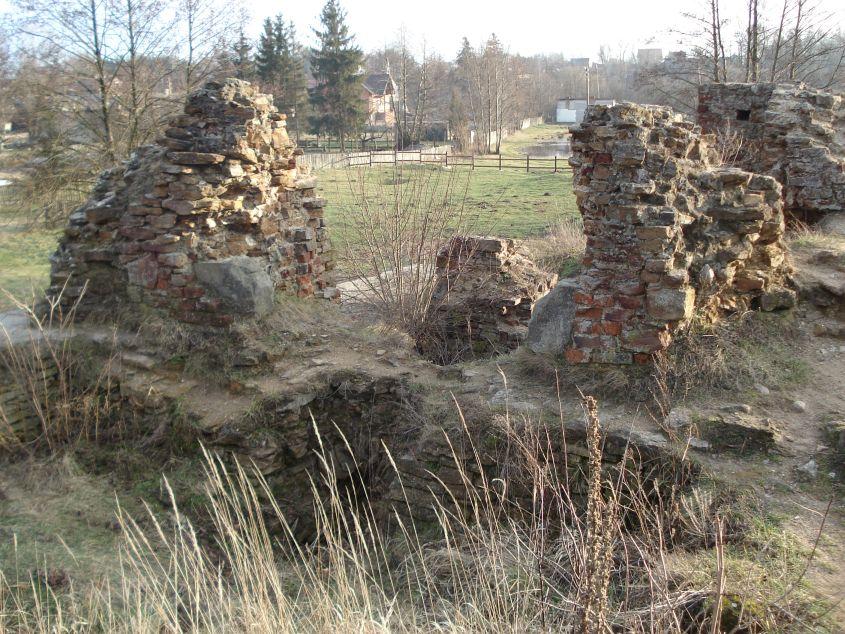 2007-02-06 Inowłódz - ruiny zamku (24)