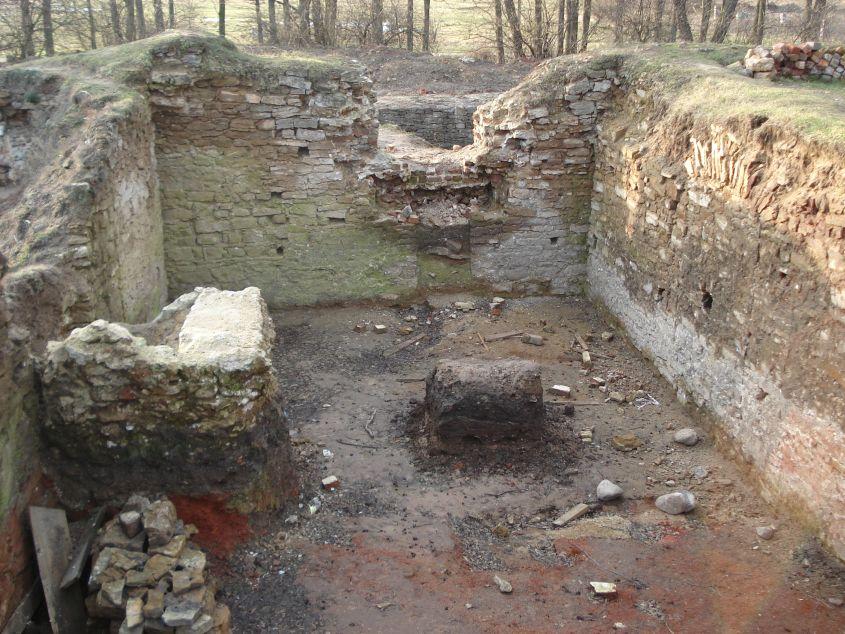 2007-02-06 Inowłódz - ruiny zamku (28)