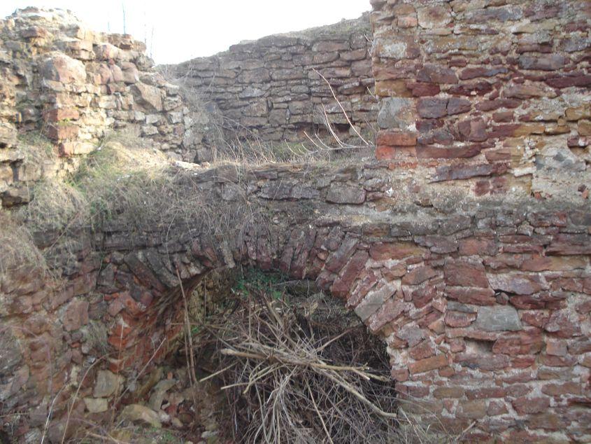 2007-02-06 Inowłódz - ruiny zamku (40)