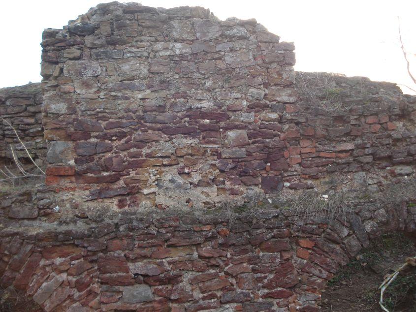 2007-02-06 Inowłódz - ruiny zamku (41)