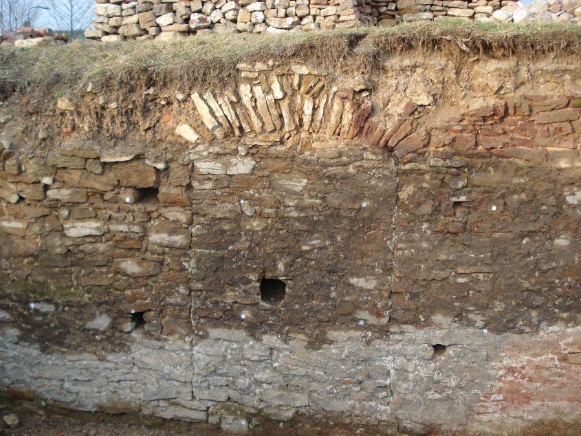 2007-02-06 Inowłódz - ruiny zamku (45)