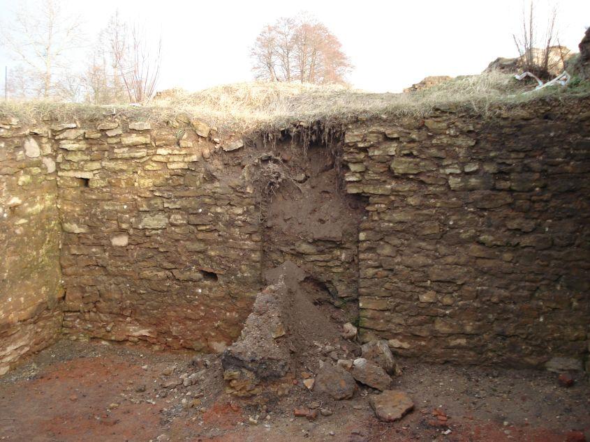 2007-02-06 Inowłódz - ruiny zamku (46)