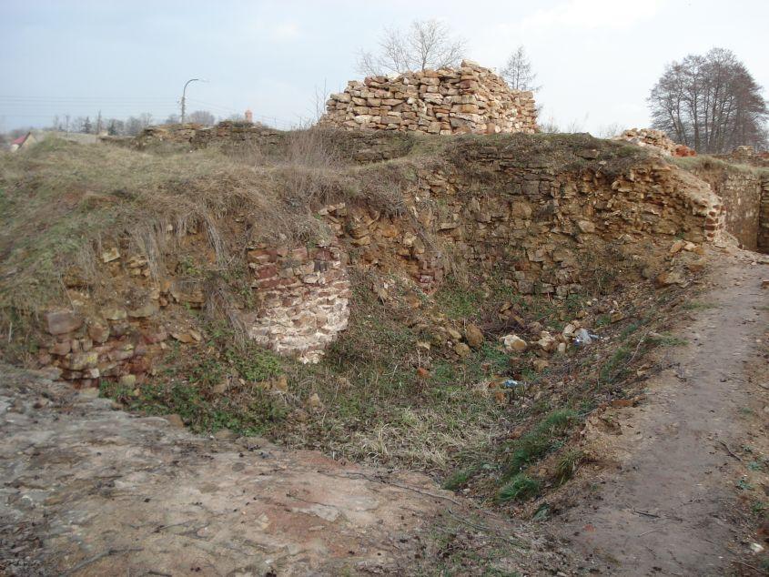 2007-02-06 Inowłódz - ruiny zamku (52)