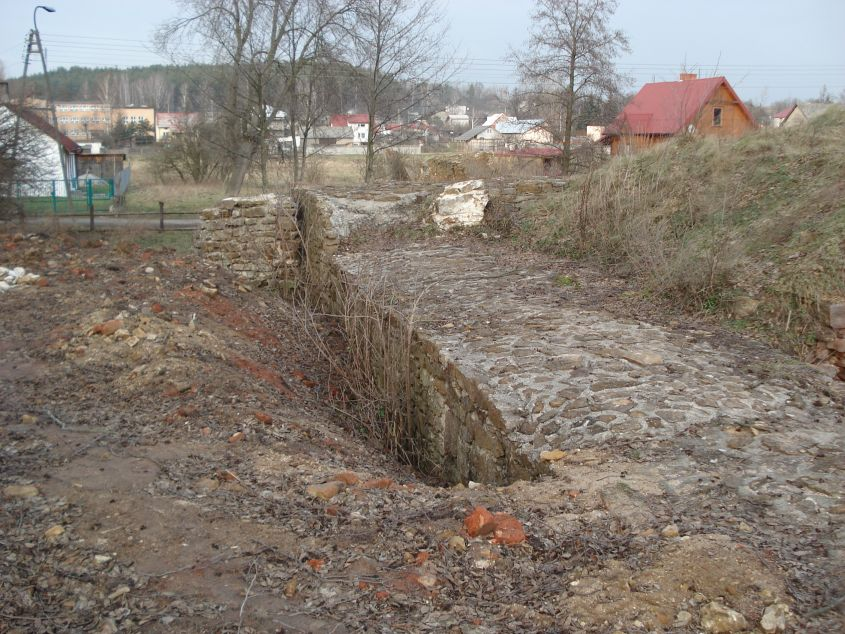 2007-02-06 Inowłódz - ruiny zamku (53)