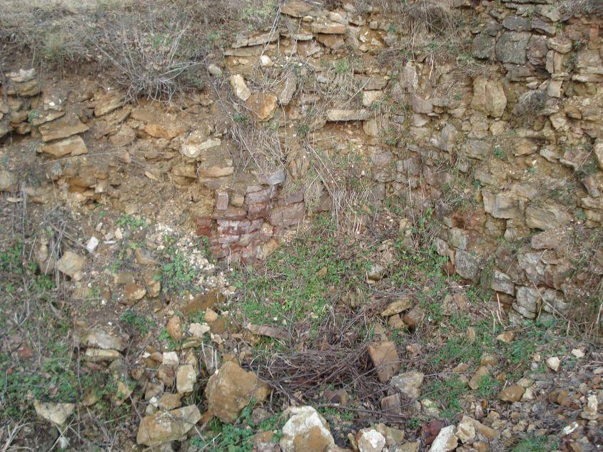 2007-02-06 Inowłódz - ruiny zamku (55)