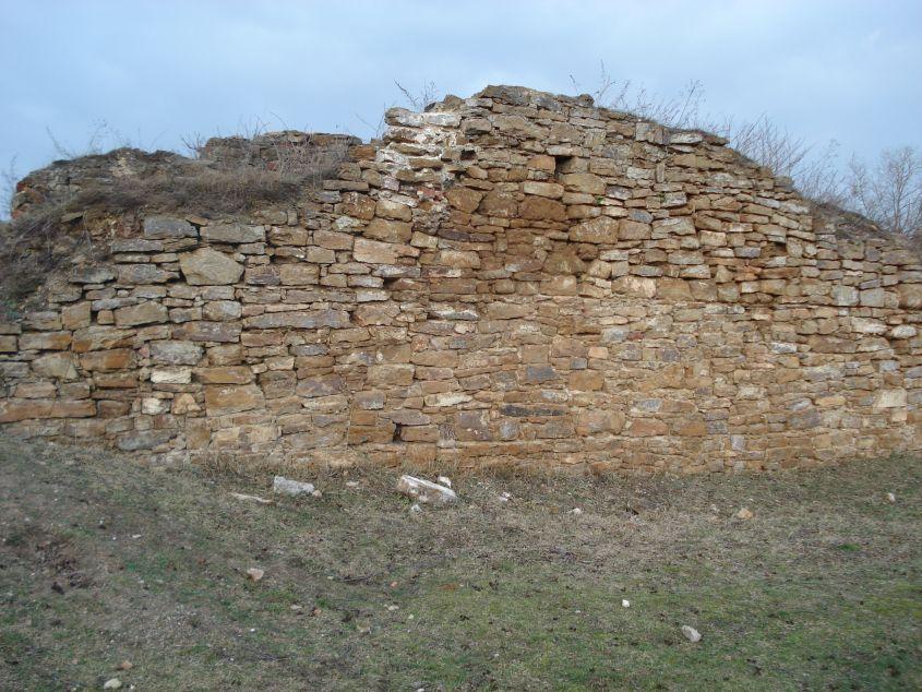 2007-02-06 Inowłódz - ruiny zamku (61)