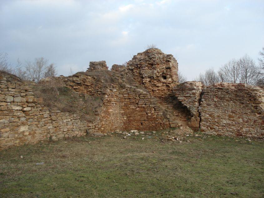 2007-02-06 Inowłódz - ruiny zamku (62)