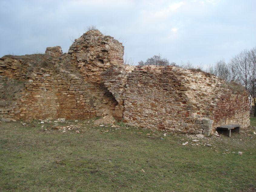 2007-02-06 Inowłódz - ruiny zamku (63)