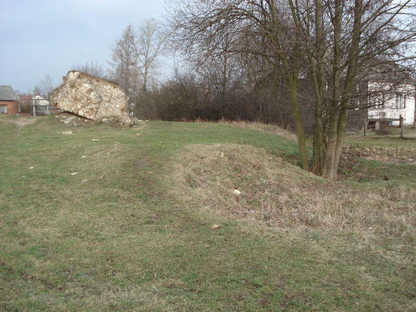 2007-02-06 Inowłódz - ruiny zamku (66)