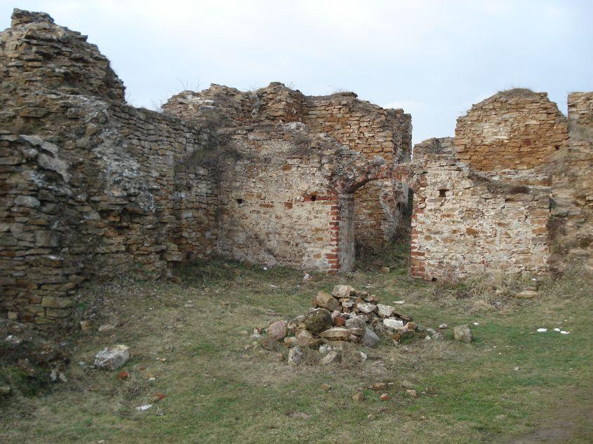 2007-02-06 Inowłódz - ruiny zamku (68)
