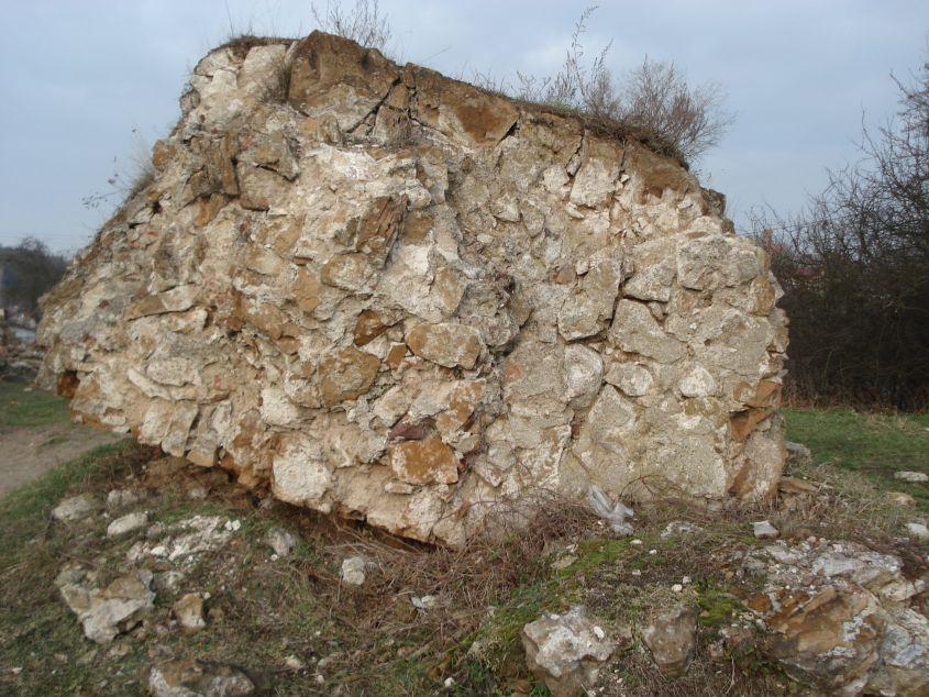 2007-02-06 Inowłódz - ruiny zamku (69)
