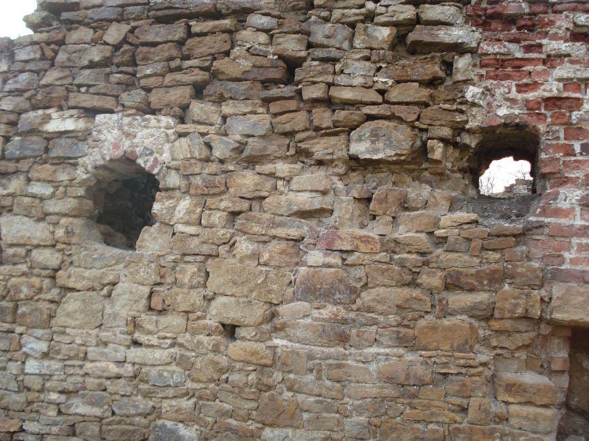 2007-02-06 Inowłódz - ruiny zamku (7)