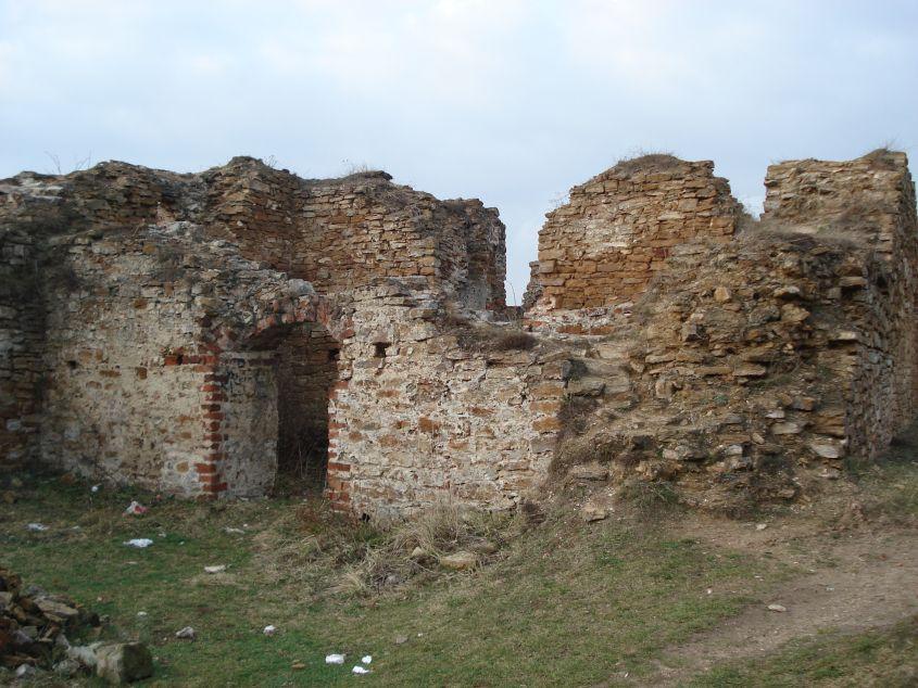 2007-02-06 Inowłódz - ruiny zamku (70)