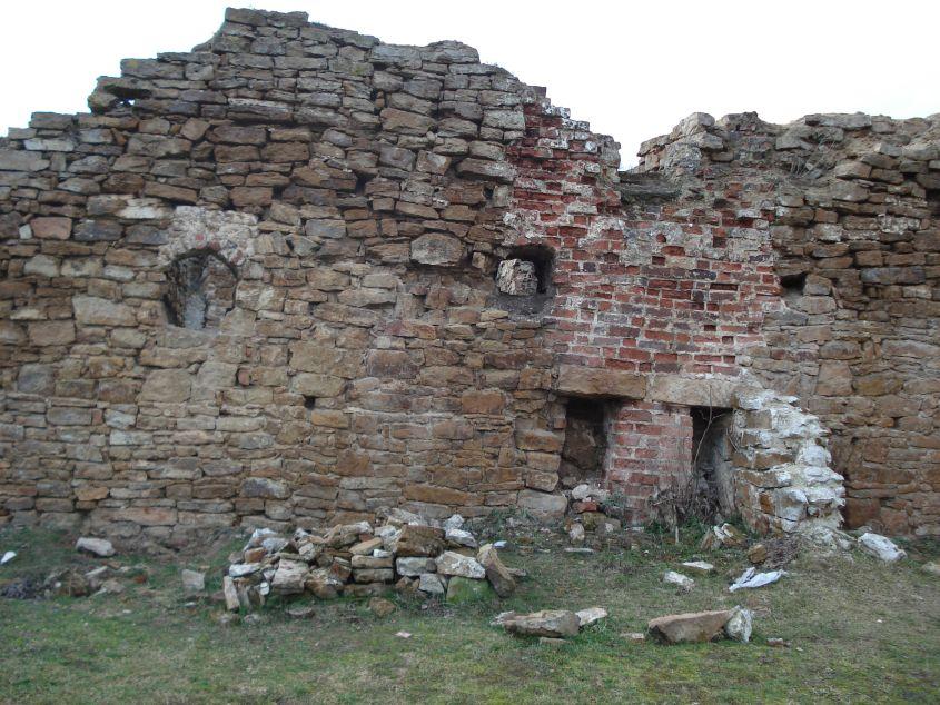 2007-02-06 Inowłódz - ruiny zamku (74)