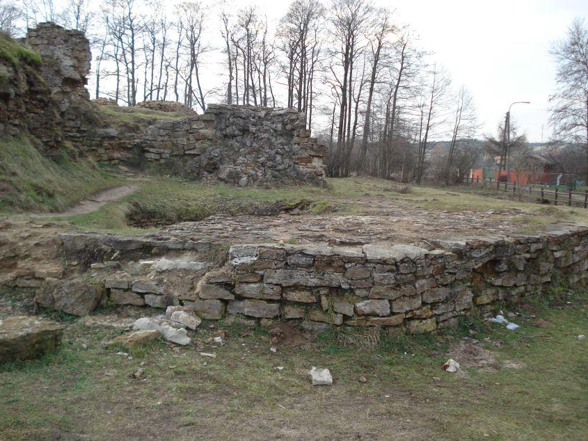2007-02-06 Inowłódz - ruiny zamku (77)