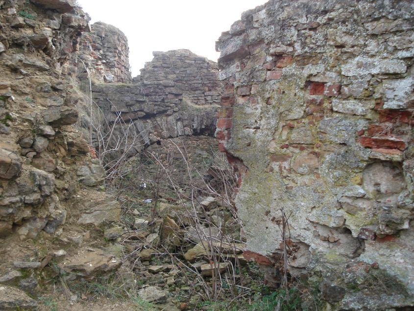 2007-02-06 Inowłódz - ruiny zamku (78)