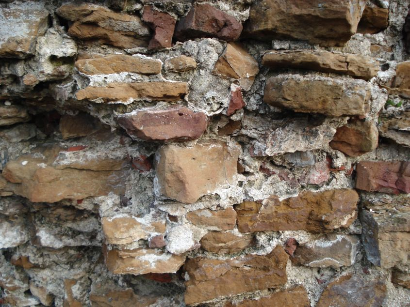 2007-02-06 Inowłódz - ruiny zamku (89)