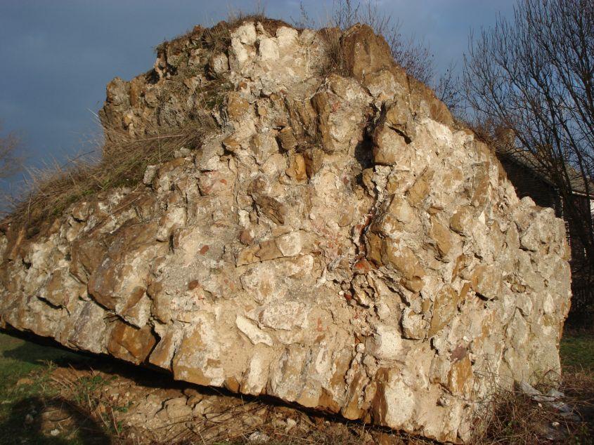 2007-02-06 Inowłódz - ruiny zamku (9)