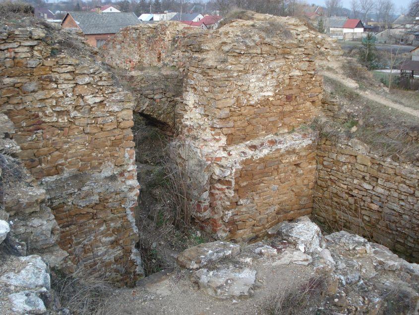 2007-02-06 Inowłódz - ruiny zamku (93)