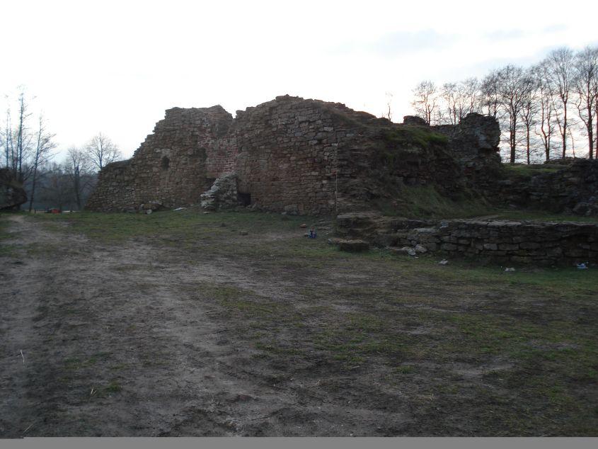 2007-02-06 Inowłódz - ruiny zamku (97)