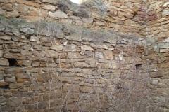 2007-02-06 Inowłódz - ruiny zamku (14)