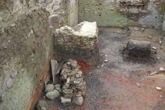 2007-02-06 Inowłódz - ruiny zamku (25)