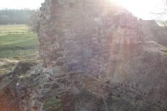 2007-02-06 Inowłódz - ruiny zamku (31)