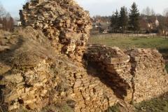 2007-02-06 Inowłódz - ruiny zamku (33)