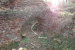 2007-02-06 Inowłódz - ruiny zamku (42)