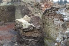2007-02-06 Inowłódz - ruiny zamku (57)