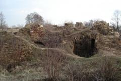 2007-02-06 Inowłódz - ruiny zamku (58)
