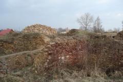 2007-02-06 Inowłódz - ruiny zamku (59)