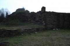 2007-02-06 Inowłódz - ruiny zamku (82)
