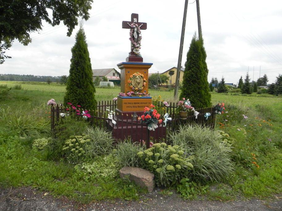 2011-08-15 Stolniki kapliczka nr1 (8)