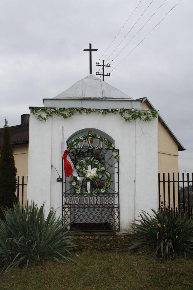 2019-01-17 Wałowice kapliczka nr1 (7)
