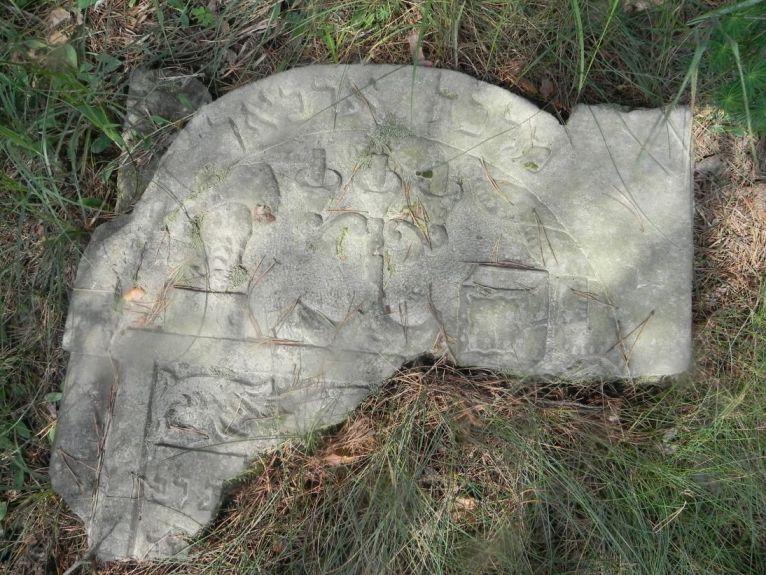 2011-08-07 Inowłódz - cmentarz żydowski (11)