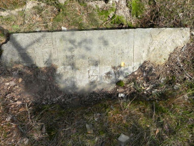 2011-08-07 Inowłódz - cmentarz żydowski (16)
