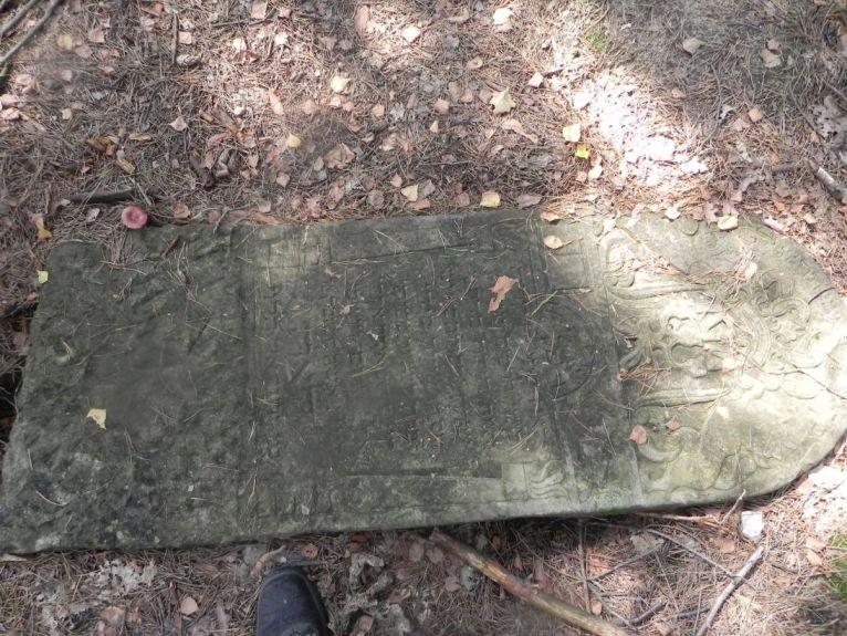 2011-08-07 Inowłódz - cmentarz żydowski (21)
