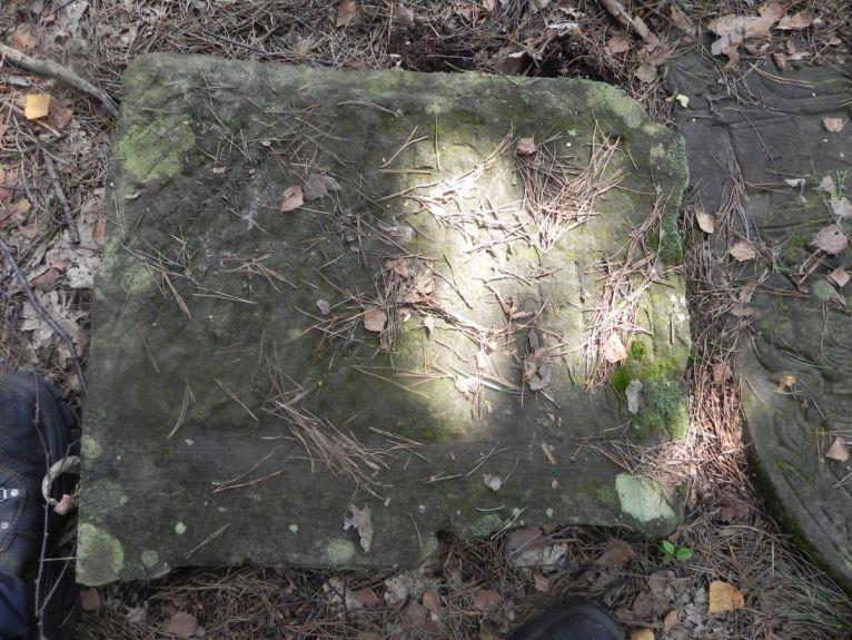 2011-08-07 Inowłódz - cmentarz żydowski (26)