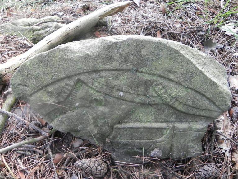 2011-08-07 Inowłódz - cmentarz żydowski (4)