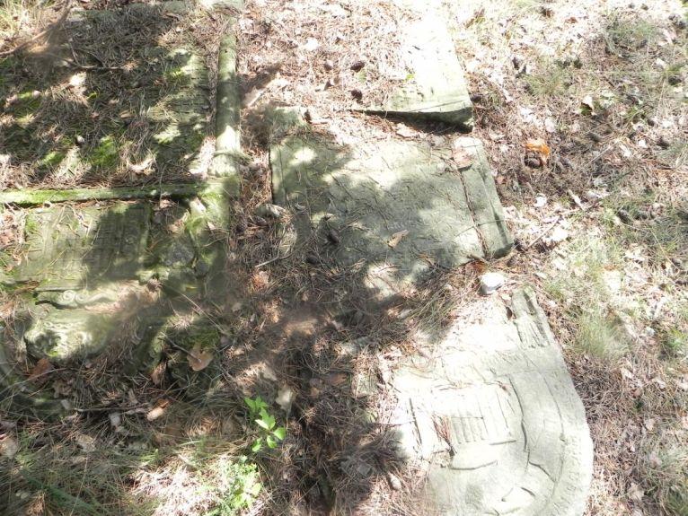2011-08-07 Inowłódz - cmentarz żydowski (58)