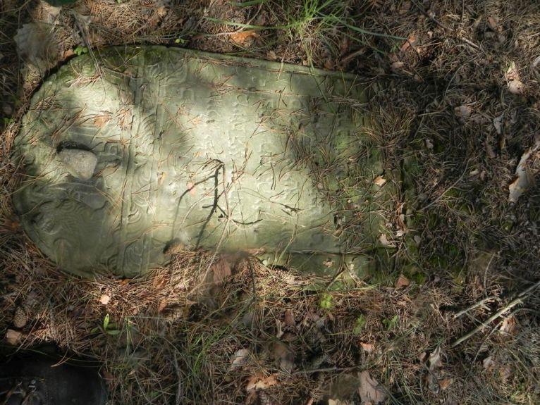 2011-08-07 Inowłódz - cmentarz żydowski (60)