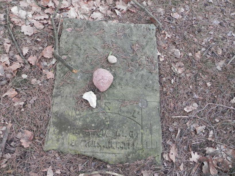 2018-01-14 Inowłódz - cmentarz żydowski (2)