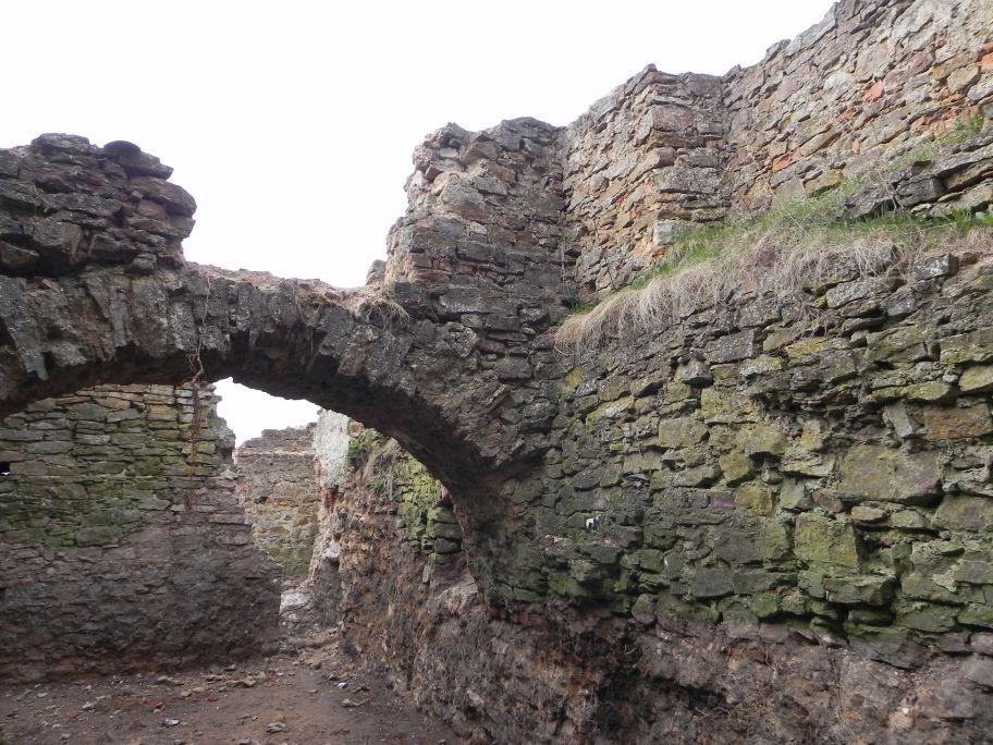 2011-04-17 Inowłódz - ruiny zamku (41)