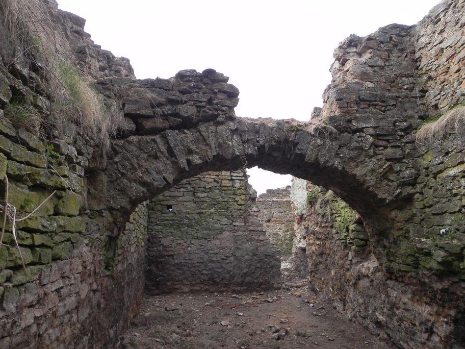 2011-04-17 Inowłódz - ruiny zamku (42)